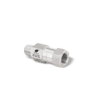 HIGH PRESSURE NEEDLE VALVES AND FITTINGS