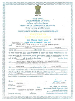 Star Export House Certificate_page-0001